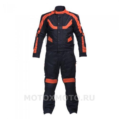 Champion Orange костюм для квадроциклов