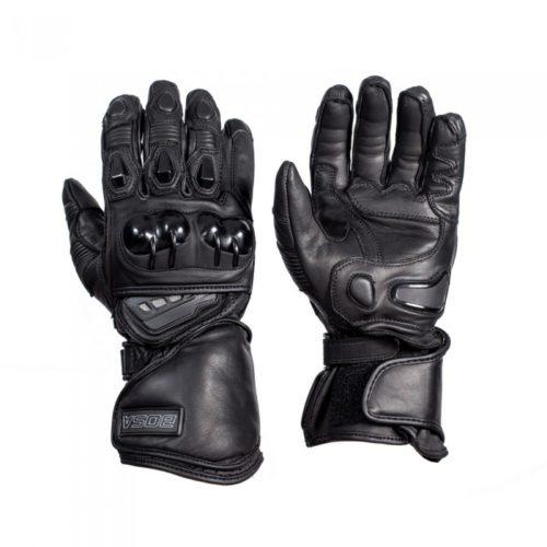 Кожаные мотоперчатки Evolver Sport