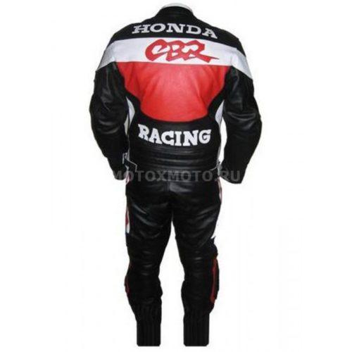 Honda CBR 2 кожаный мотокомбинезон