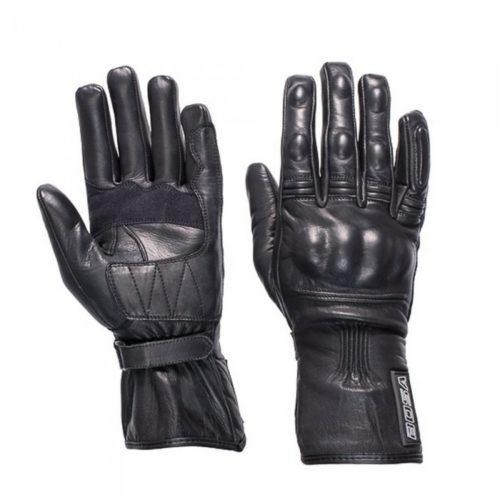Мотоперчатки кожаные PLATON