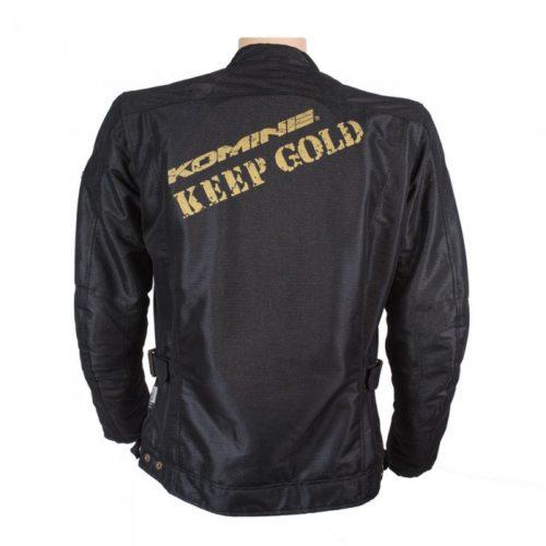 Куртка Komine KEEP GOLD M-JKT цвет черный