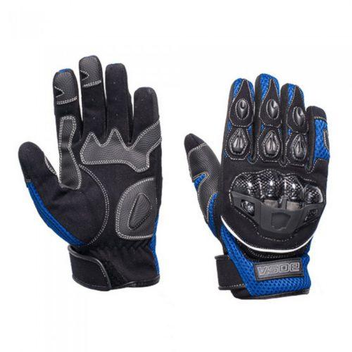 Мотоперчатки FITE BLUE