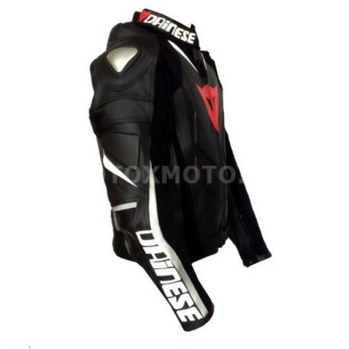 Мотокуртка Dainese White & Black