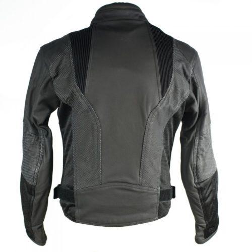 Мотокуртка Ivagio мужская, цвет черный