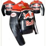 Мотокуртка Red Bull Red Black