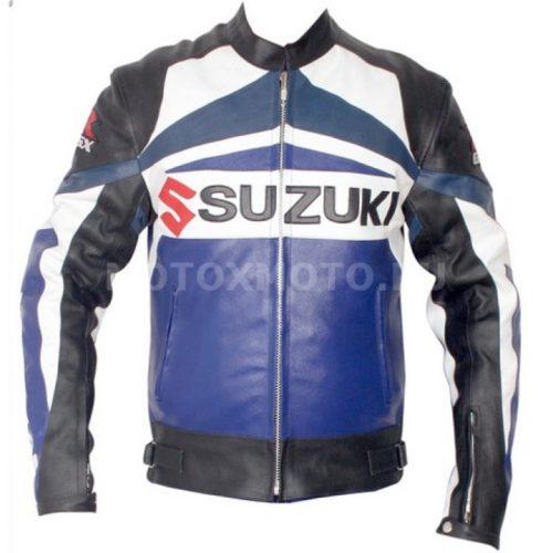 Мотокуртка Suzuki Gsxr Blue