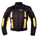 Текстильная мотокуртка Tiger Yellow