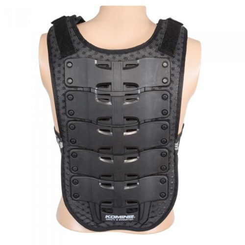 Защита спины Komine SHOULDER BACK PROTECT