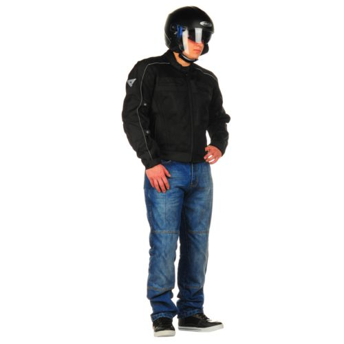 Текстильная мотокуртка сетка AIR MESH
