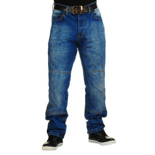 Мотоджинсы мужские Dallas Classic Blue