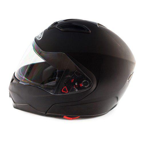 Шлем модуляр GSB G-339 Matt Black