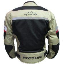 Текстильная мотокуртка (сетка) VIPSTAR BRIGHT