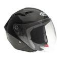 Открытый шлем GSB  G-240 BLACK GLOSSY