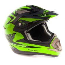 Кроссовый шлем GSB XP-14 B GREEN
