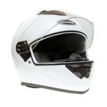 Шлем интеграл GSB G-350 WHITE GLOSSY