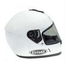 Шлем интеграл GSB G-349 BLACK & WHITE