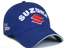 "Бейсболка ""SUZUKI"" (синяя)"