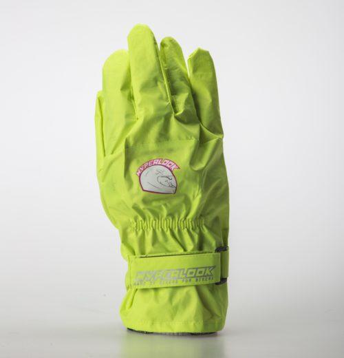 Перчатки дождевые HYPERLOOK Element (зеленые)