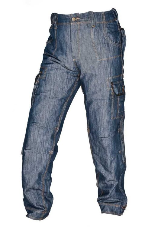 Мотоджинсы BOSA Alpine Denim Blue