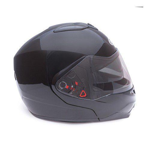 Шлем G-339 BLACK GLOSSY