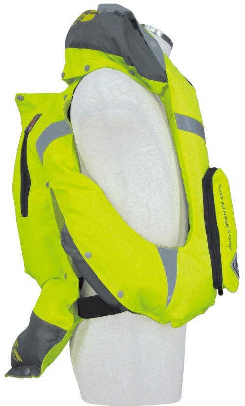 Жилет HIT-AIR MLV-YC защитный (с air-bag system)
