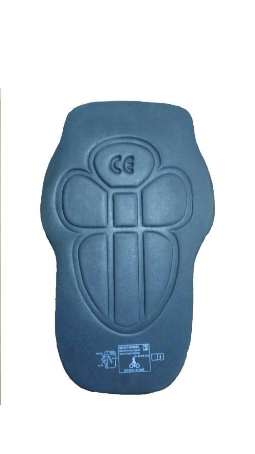 Защита спины HIT-AIR CE BLACK PADDING