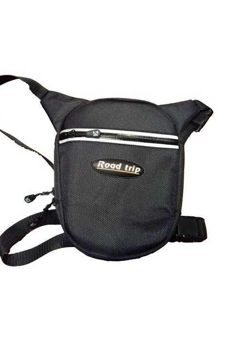 Сумка на пояс ROAD TRIP (4 кармана)
