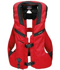 Жилет HIT-AIR MLV-C RED защитный (с air-bag system): размер: M