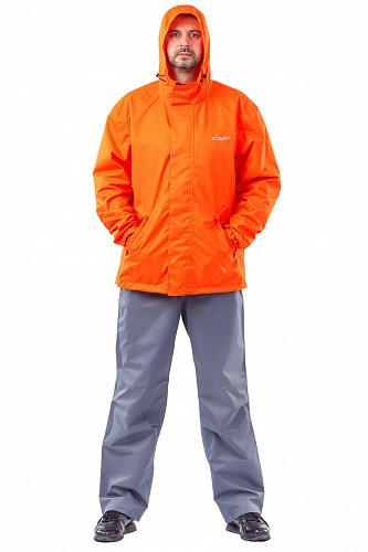 Мембранный костюм Active ORANGE-GREY