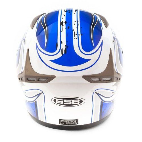 Шлем GSB G-335 MOBILITA AZZURRO