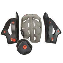 Шлем Nerve YK580B (черный матовый)