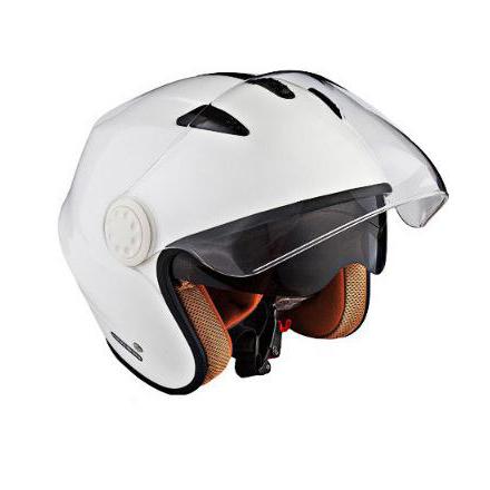 Шлем Nerve Flash Adult Helmet (белый)