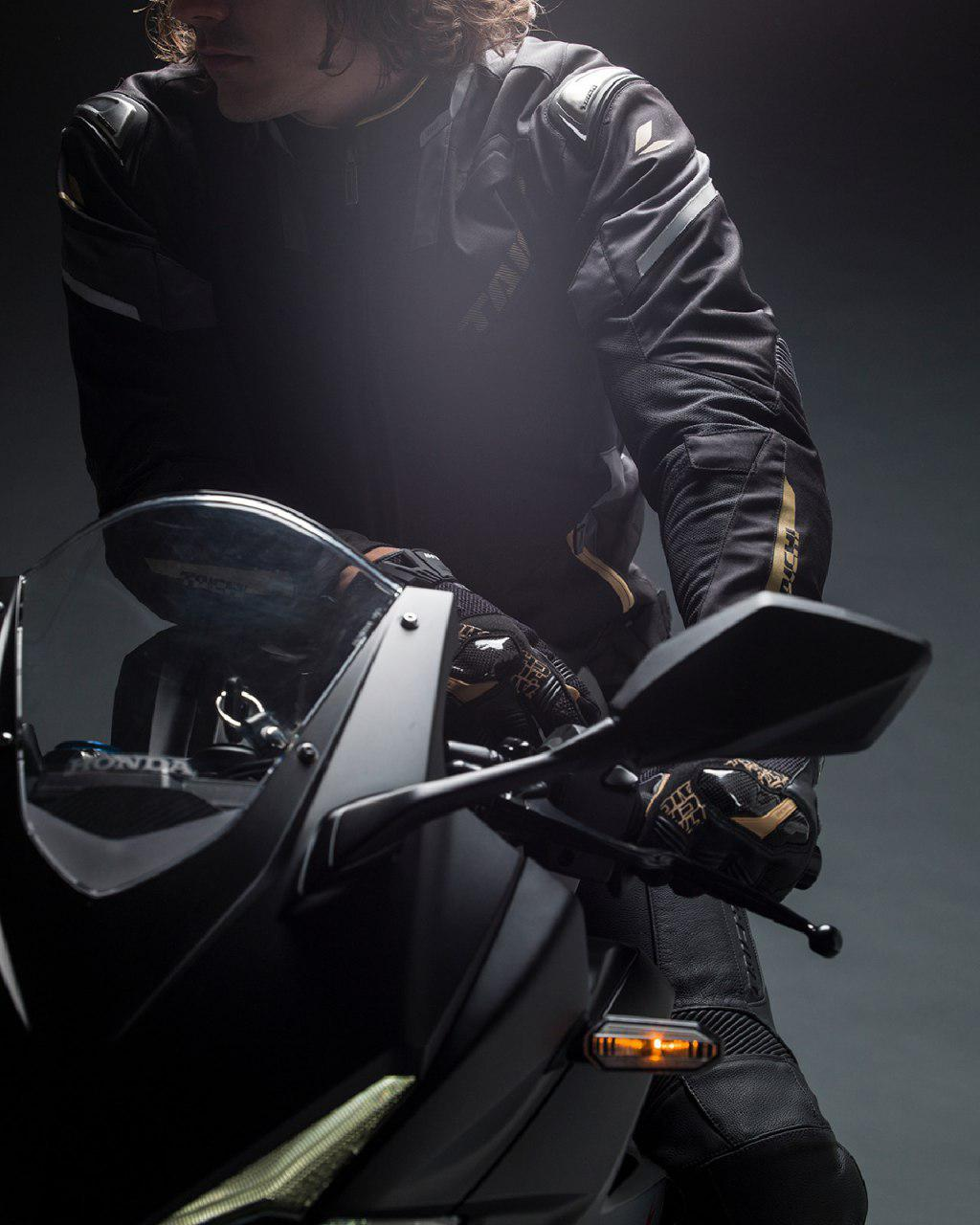 Мотокуртка Taichi