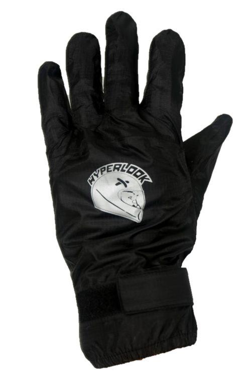 Перчатки дождевые HYPERLOOK Element (чёрные)