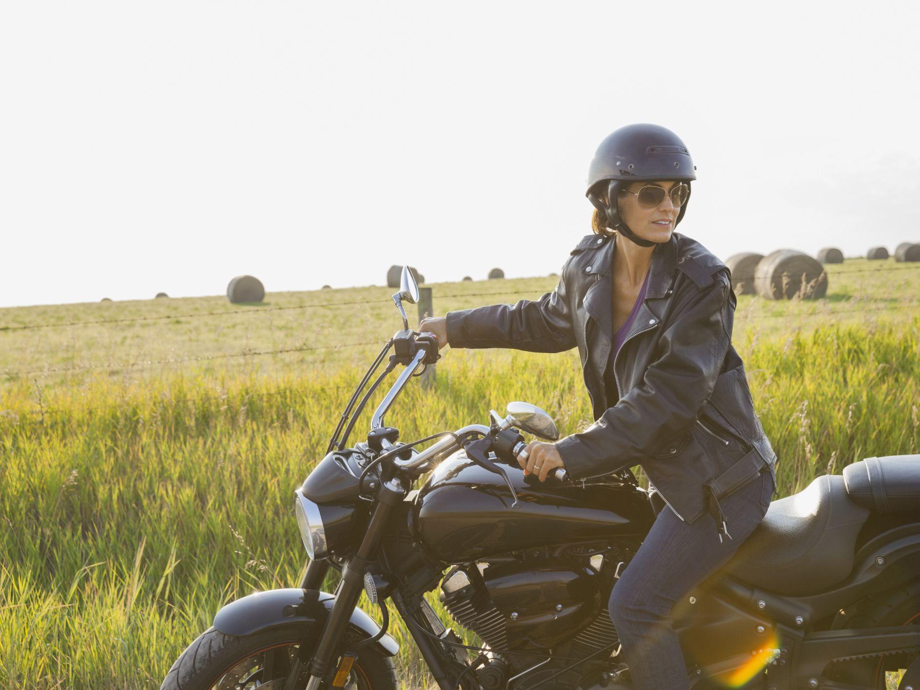 Как выбрать кожаную мотокуртку