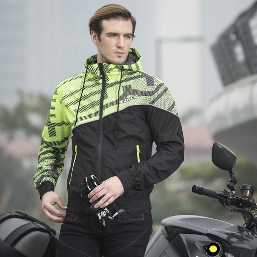 Мужские текстильные мотокуртки