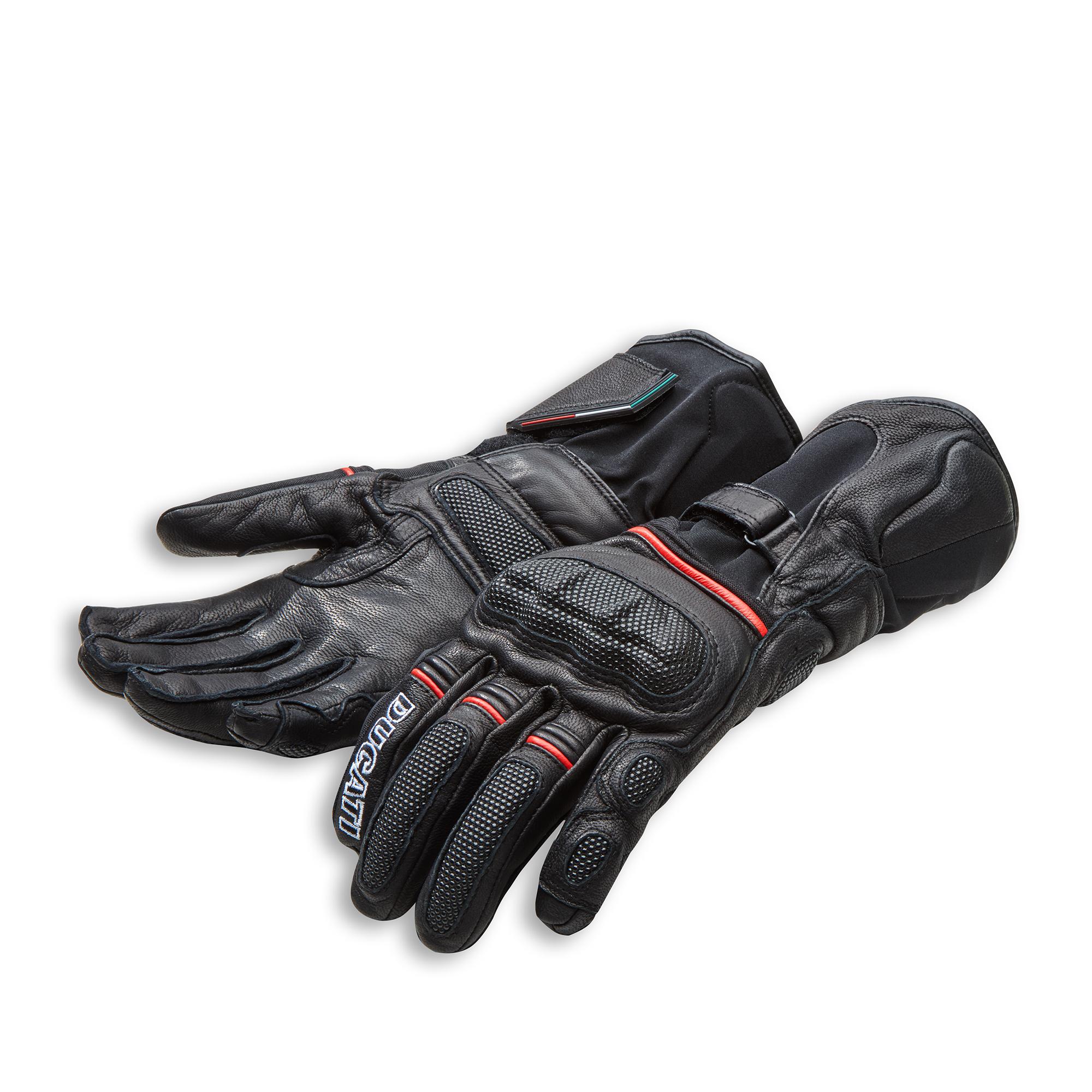 Мотоперчатки Ducati