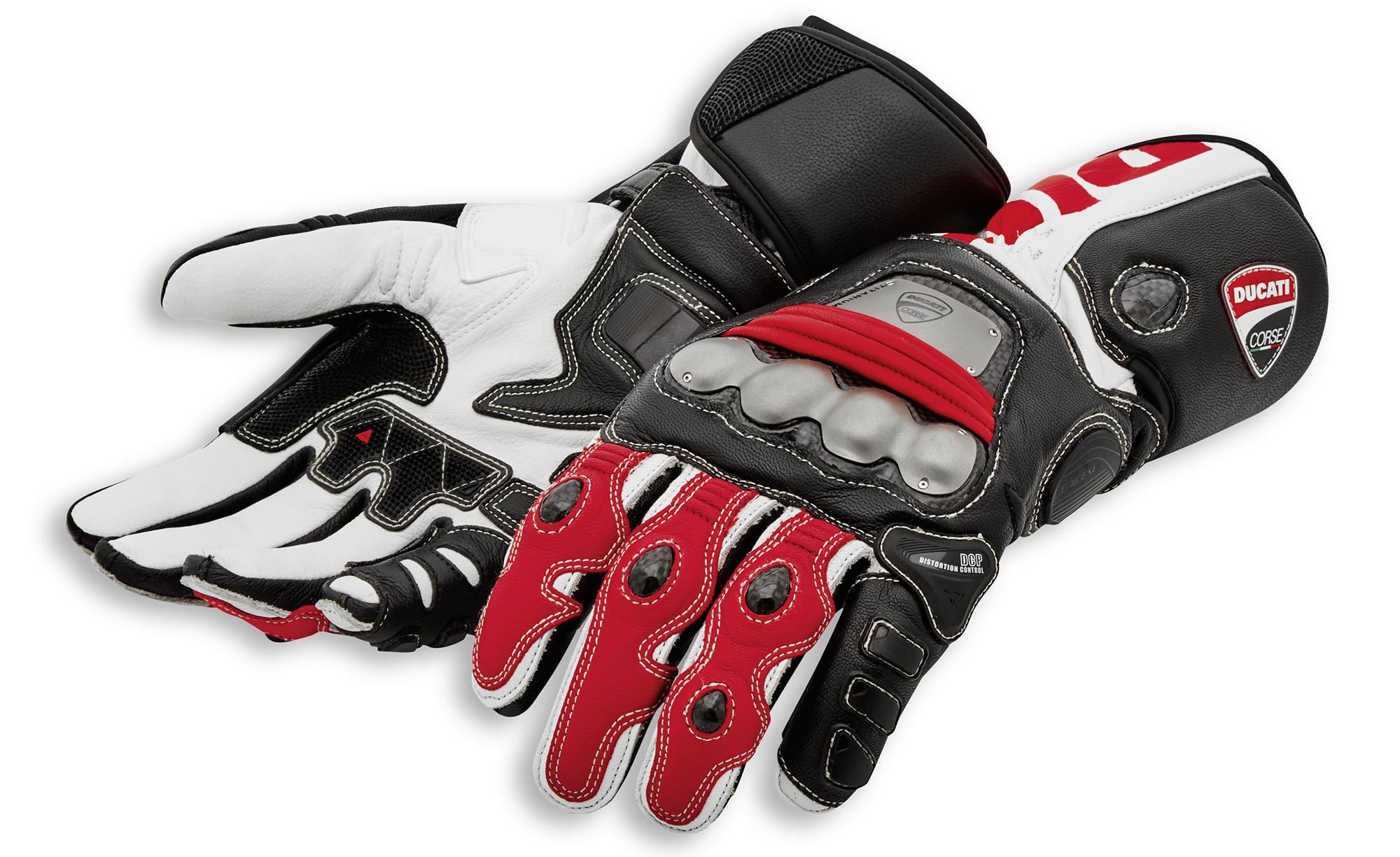 Мотоперчатки Ducati Corse 5